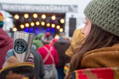 WinterWonderGrass Reusable Cups