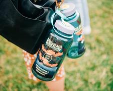 Borderland Reusable Water Bottles
