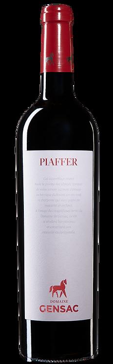 CHÂTEAU DE GENSAC - Piaffer Rouge IGP Gers 2014