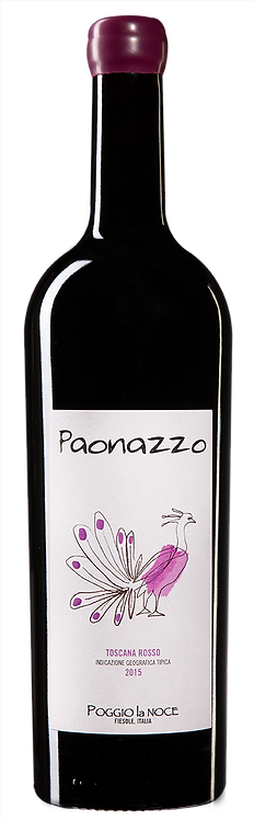 POGGIO LA NOCE - PAONAZZO Toscana Rosso IGT 2015