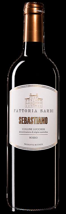 FATTORIA SARDI - Sebastiano DOC Colline Lucchesi 2018