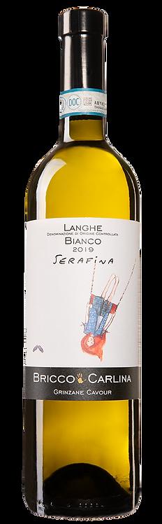 "BRICCO CARLINA - Langhe Biano DOC ""Serafina"" 2019"