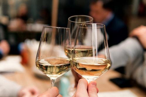 Weißwein Tasting Box (3 oder 6 Flaschen)