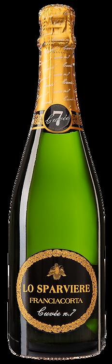 LO SPARVIERE - Brut Cuvée No.7 Franciacorta DOCG