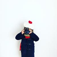 maru ma-ru マール 手編み 帽子 子供 カメラ ベレー キッズ