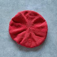 maru ma-ru マール 中津 雑貨 手編み 帽子  ベレー