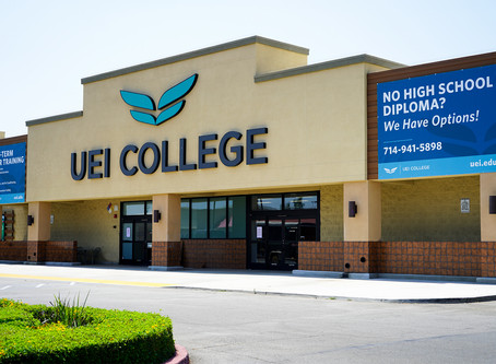 New UEI College Campus in Garden Grove Now Open