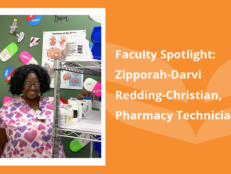 Faculty Spotlight: Zipporah-Darvi Redding-Christian