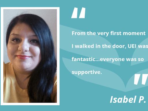 Employee Spotlight: Isabel Portillo