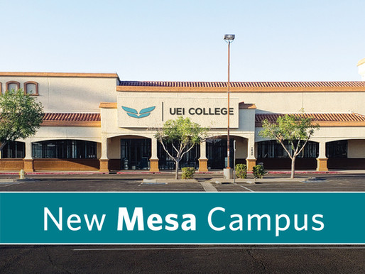 UEI College to Open Second Arizona Campus in Mesa
