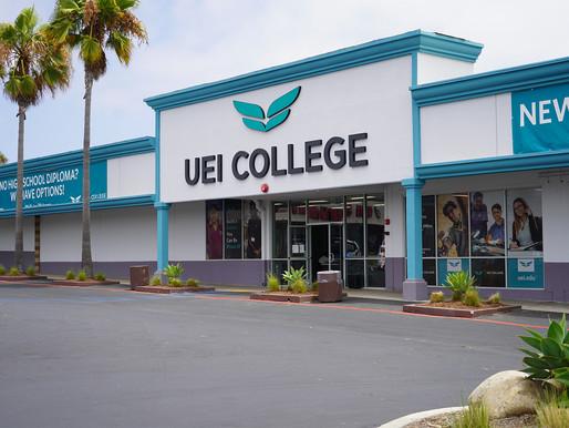 New UEI College Campus Now Open in Oceanside