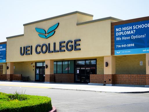 New UEI College Campus in Garden Grove Now Open