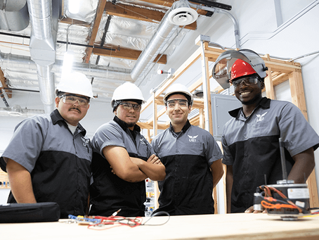 Lighting Up the Community: UEI Expands Electrician Program