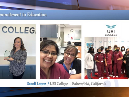 In the News: UEI College on ABC 23