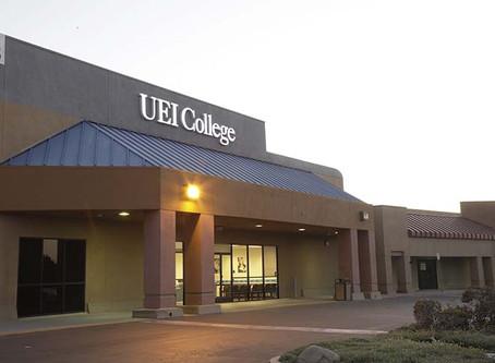 International Education Corporation Opens UEI College Campus in Bakersfield, CA