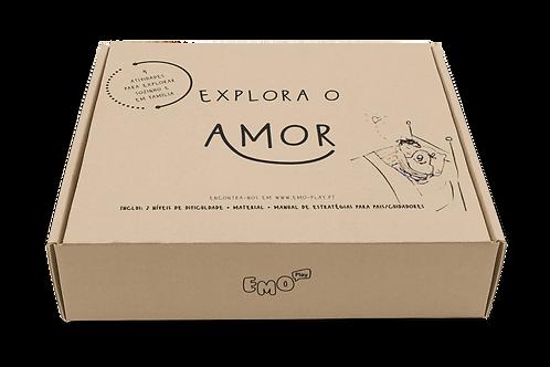"""Kit """"Explora o Amor"""""""