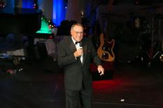 Sinatra Impersonator and Viviano brother, Joe Viviano
