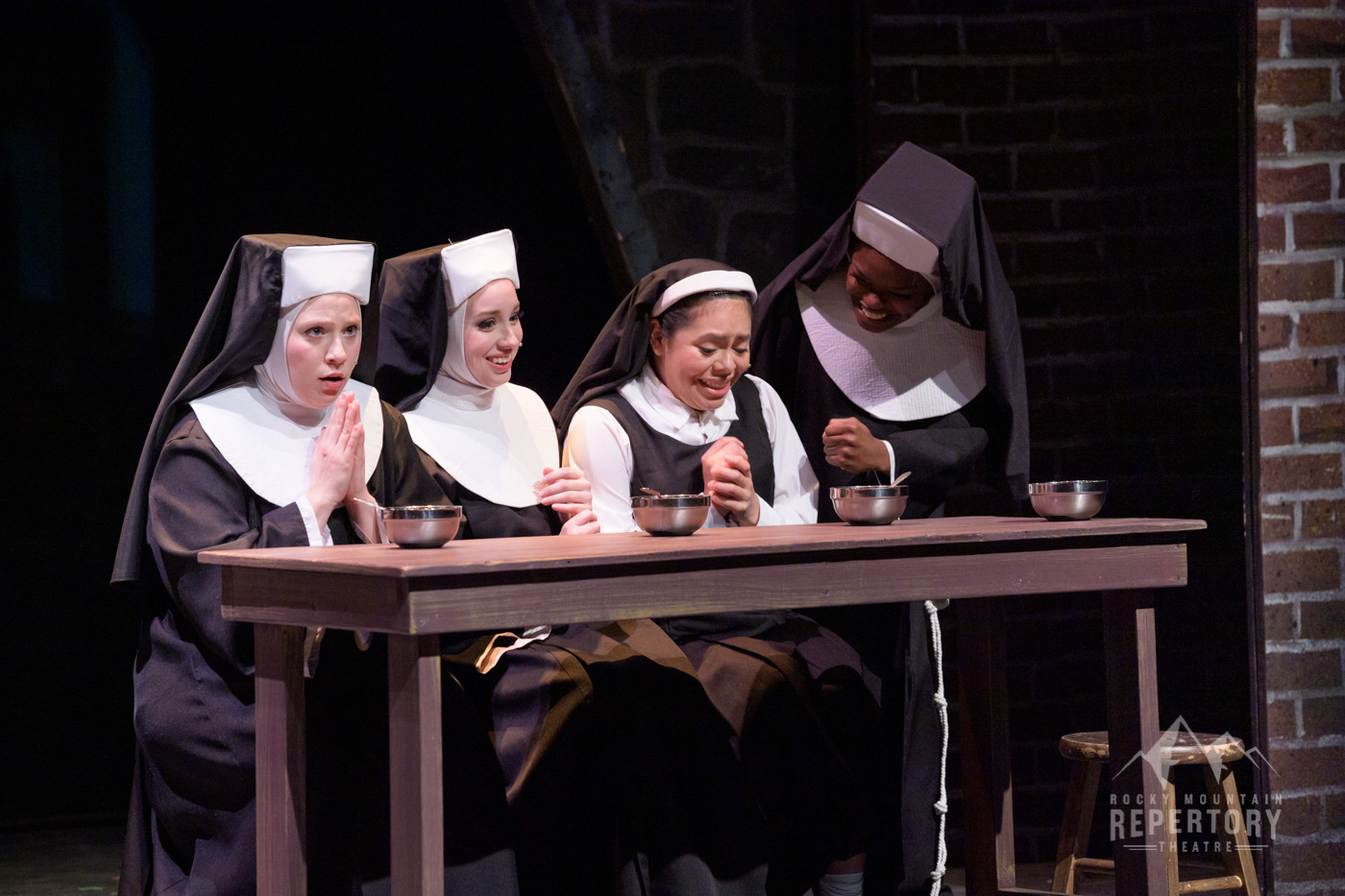Sister Act - Rocky Mountain Repertory (far left)