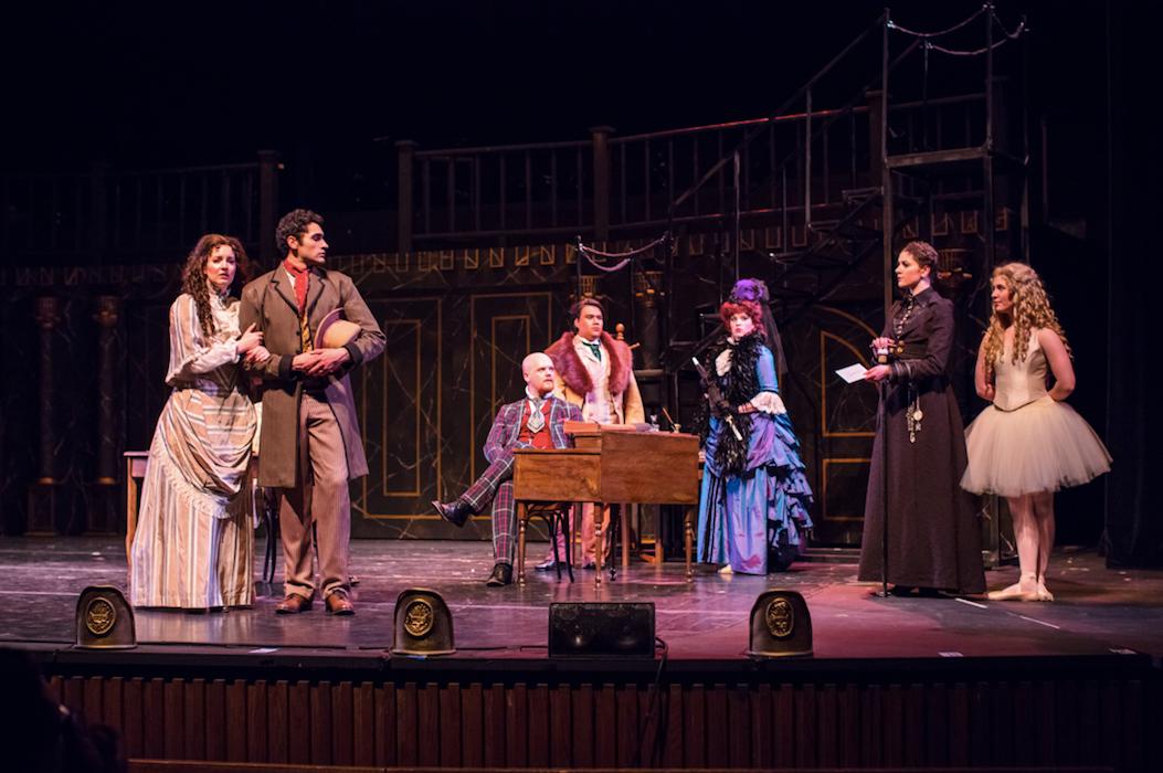 Phantom of the Opera (Carlotta) - Millikin University
