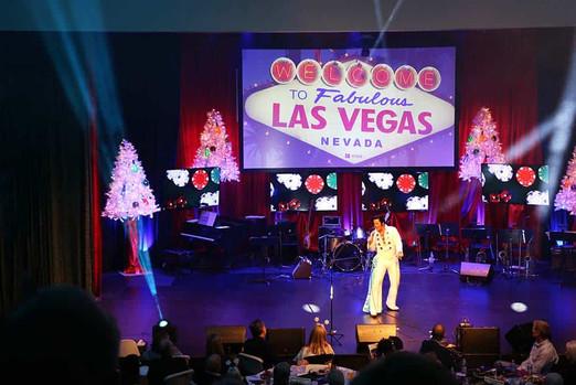 Elvis Impersonator, Jeff Bergen