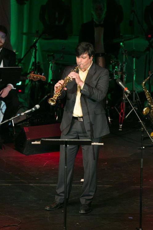 Internationally Acclaimed Jazz Artist Joseph Vincelli