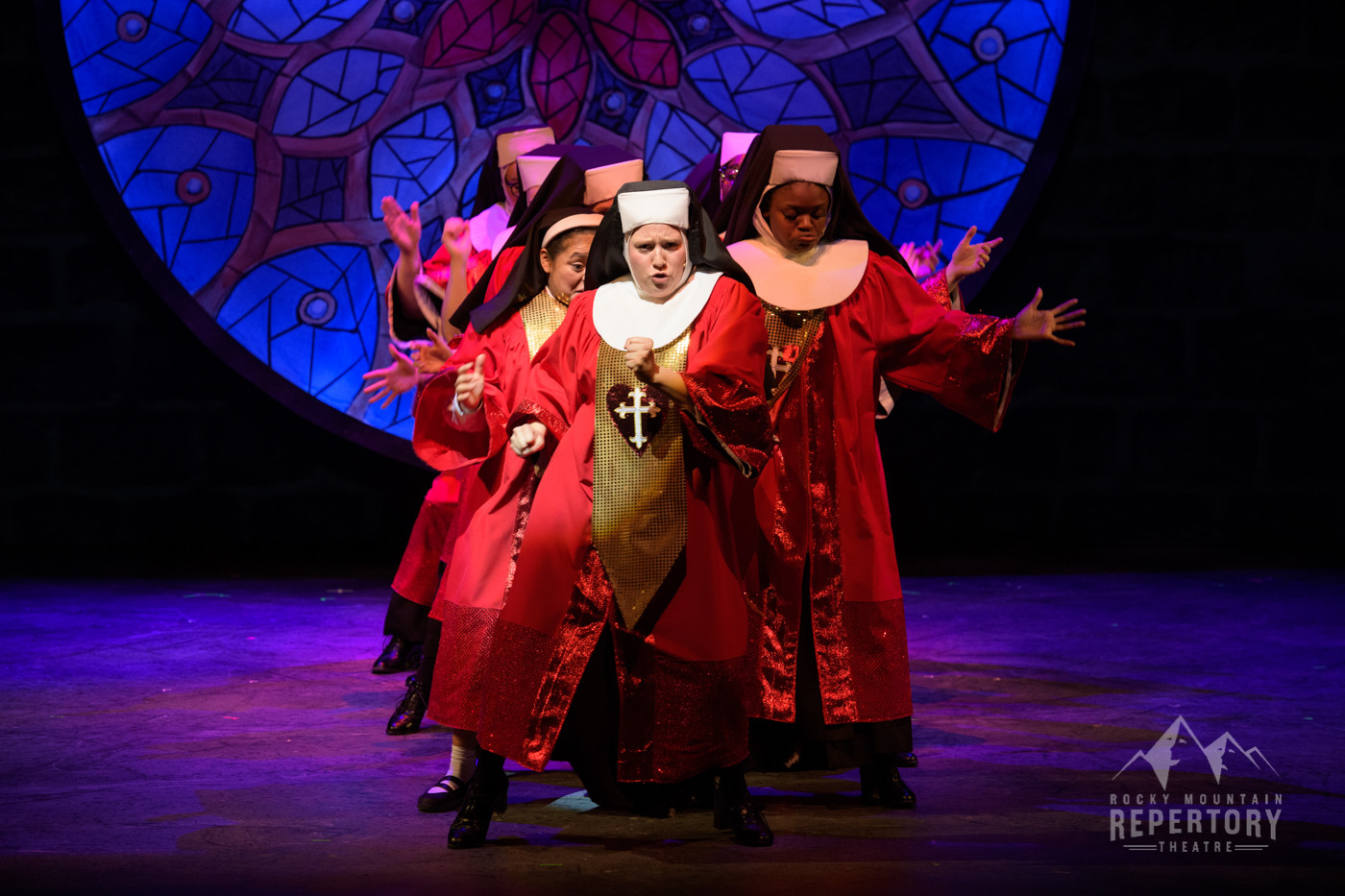 Sister Act - Rocky Mountain Repertory
