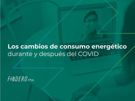 Los cambios de consumo energético durante y después del COVID