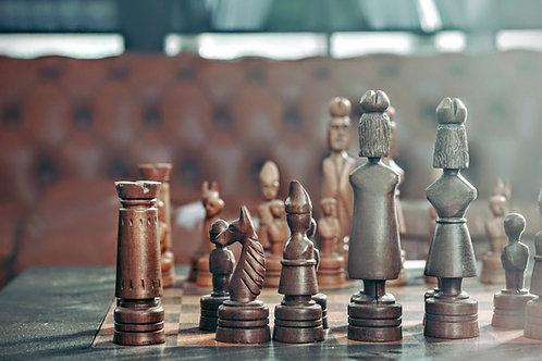兒童西洋棋12堂