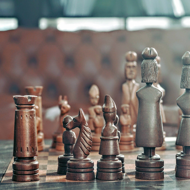 Schach mit Egmont für Kinder und Jugendliche - jeden Montag von 14:00-16:00 Uhr