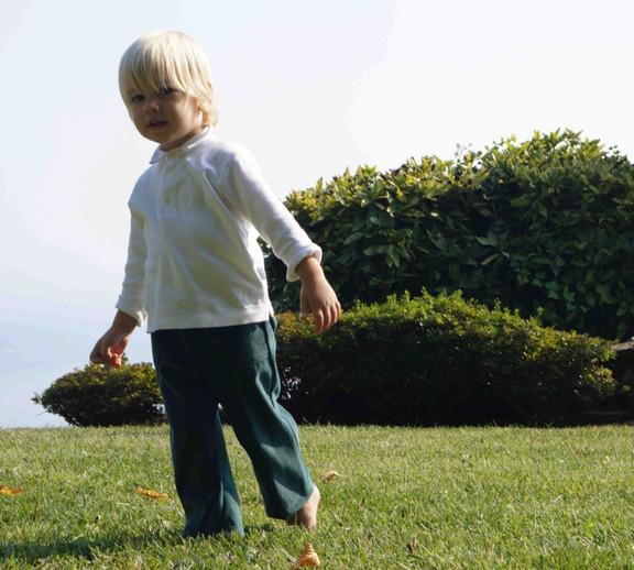 Come vesto il mio bimbo per andare all'asilo?