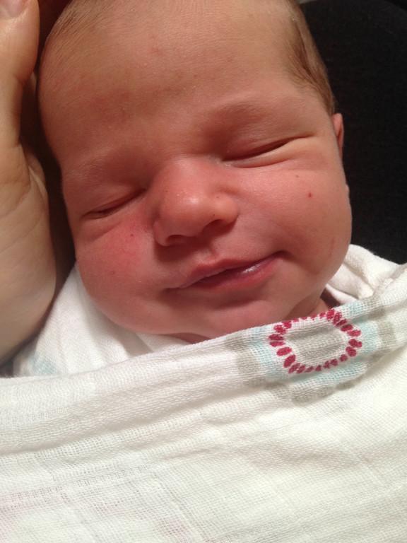 Come fasciare un neonato
