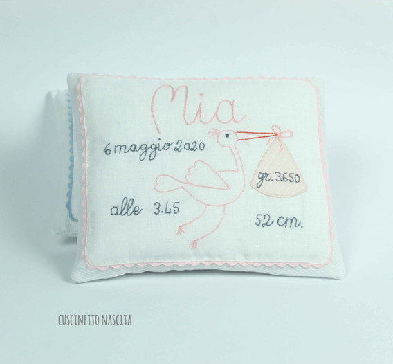 cuscinetto nascita