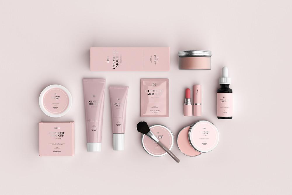 Photo of cosmetics brand