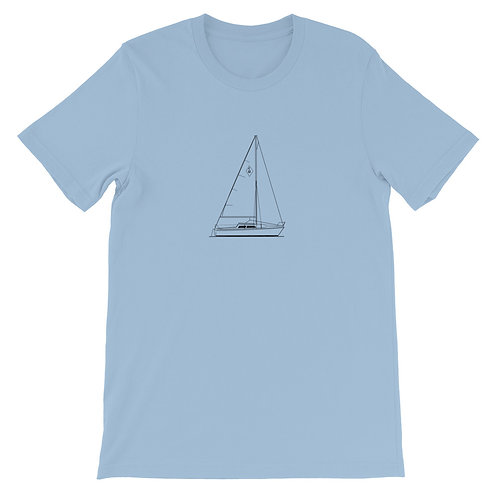 Catalina 22 Short-Sleeve Unisex T-Shirt