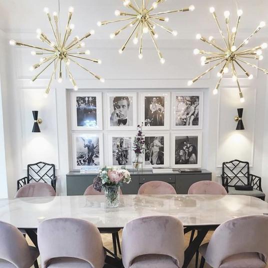 Letting Your Room Shine Alongside Your Artwork | Poppsee