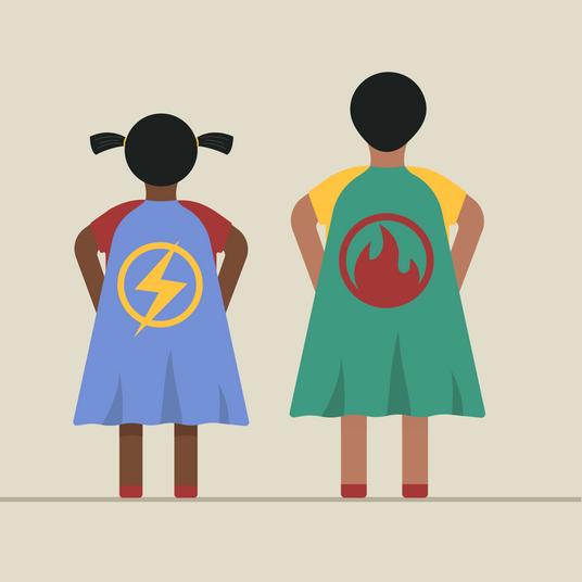 Superhero Artwork for Kids | Poppsee