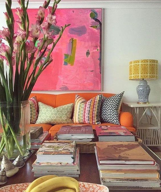 The Power Of The Color Pink In Your Home | Poppsee