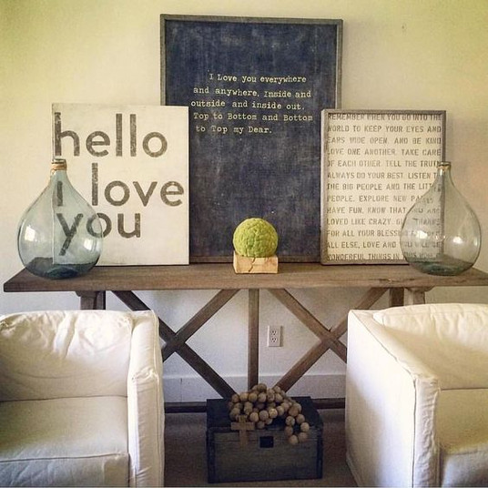 How to Use Quote Art for Self-Expression in Your Home | Poppsee
