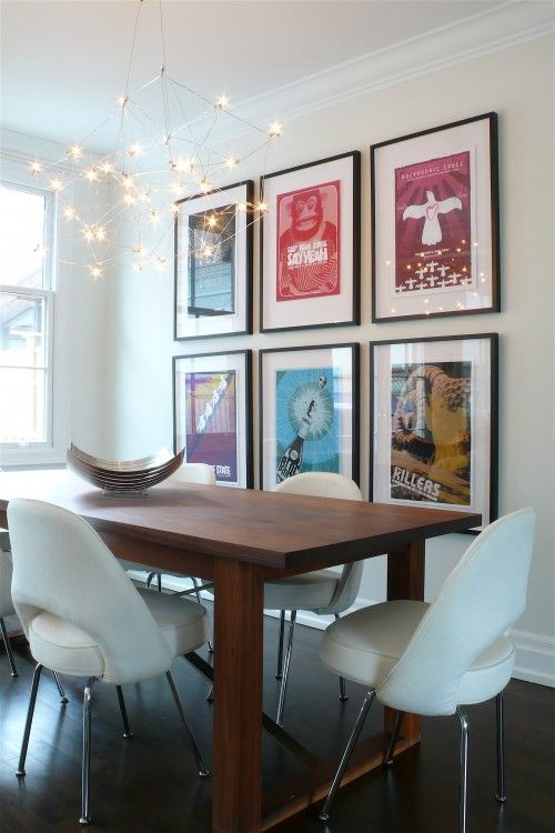 How to Hang Art to Personalize Your Space | Poppsee