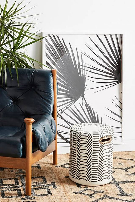 How to Use Pattern, Texture, and Artwork in Your Space | Poppsee