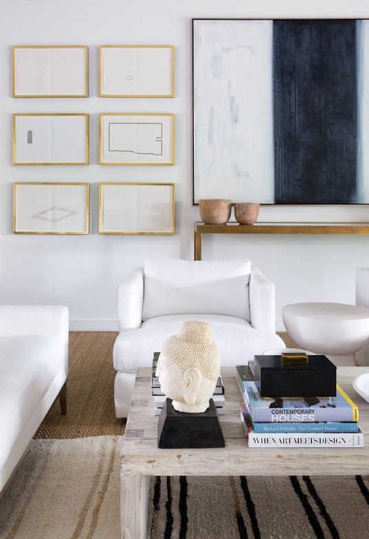 How The Lines of The Space Around You Can Help Highlight Your Artwork | Poppsee