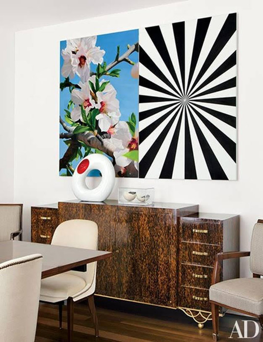 How to Mix and Match Artwork in Your Space | Poppsee