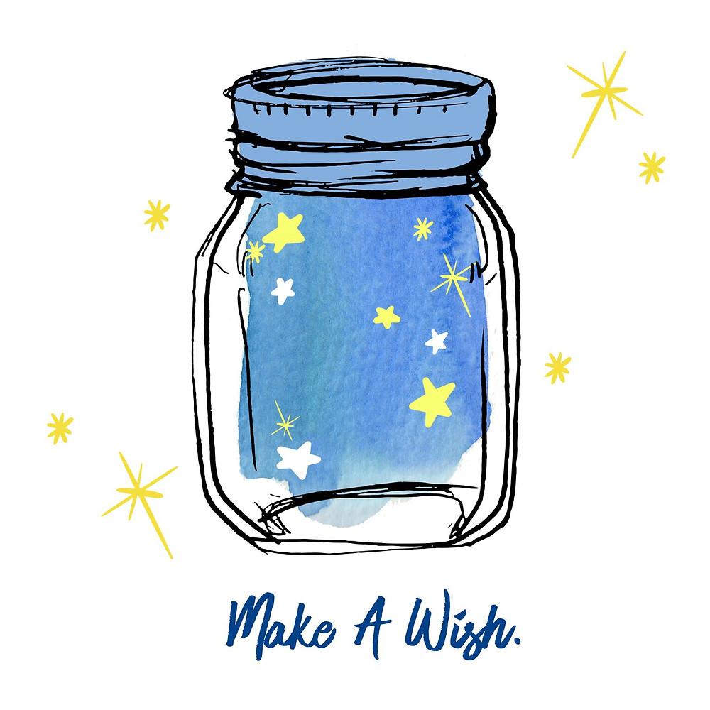 make-a-wish jar