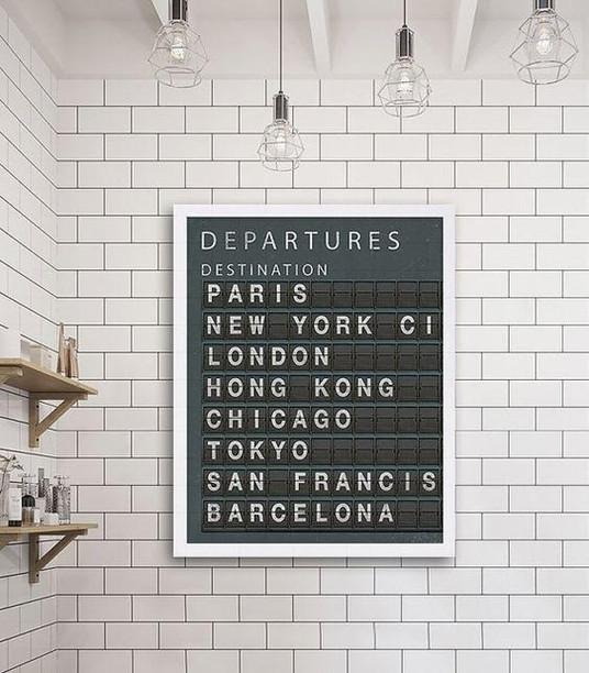 Artwork That Is Travel Inspired | Poppsee