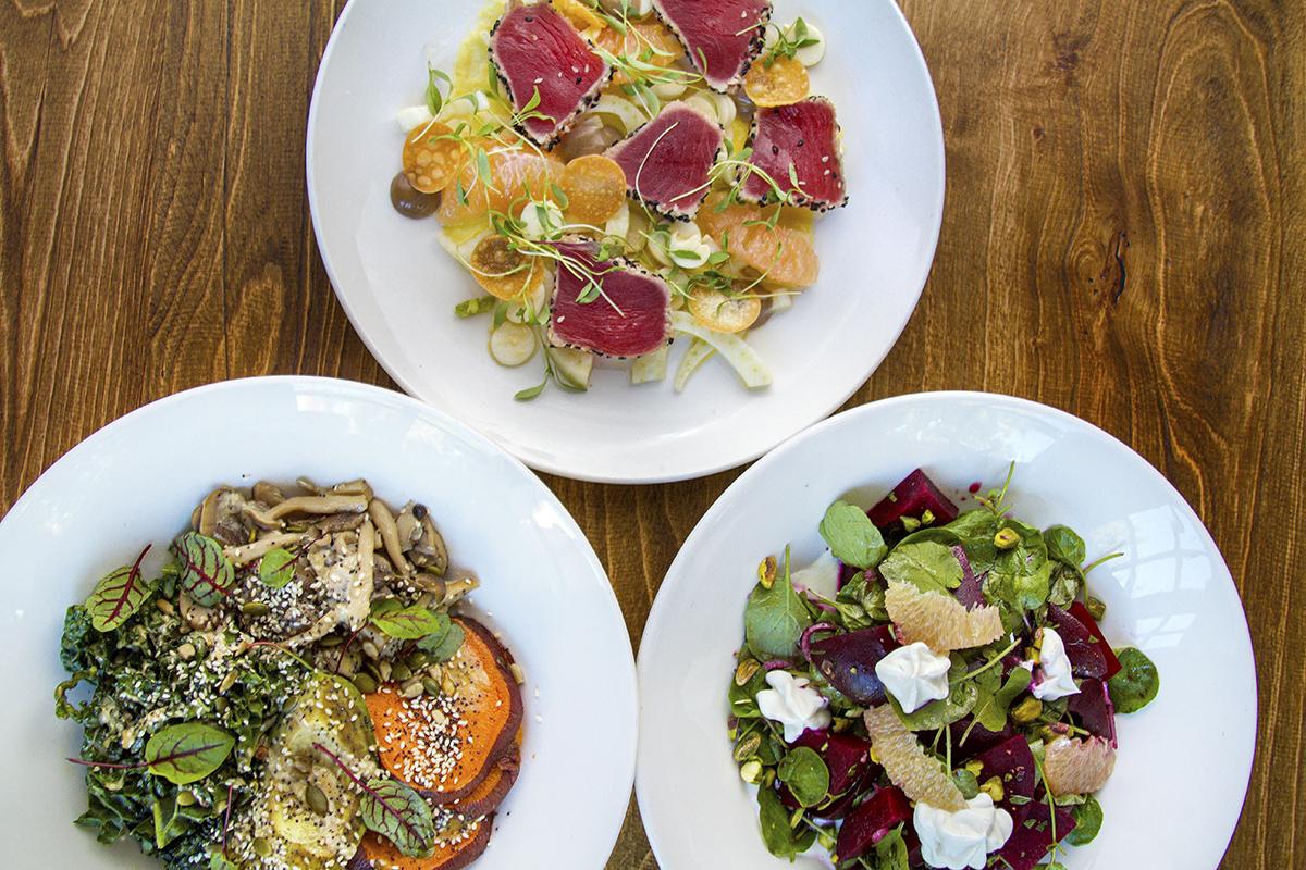 WEB Harvest - Lunch Trio