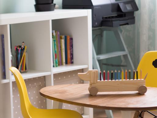 עיצוב חדר שינה ילדים/הורים