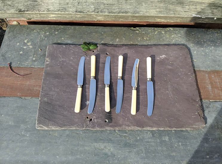 Starter 'oval top' Knives