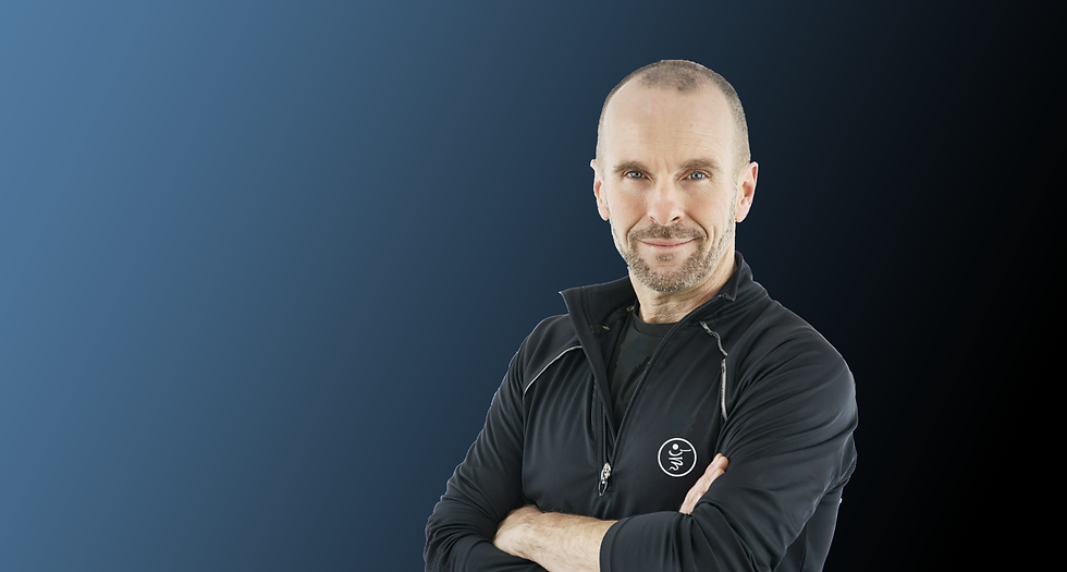 Guy Soucy - Health & Wellness Coach