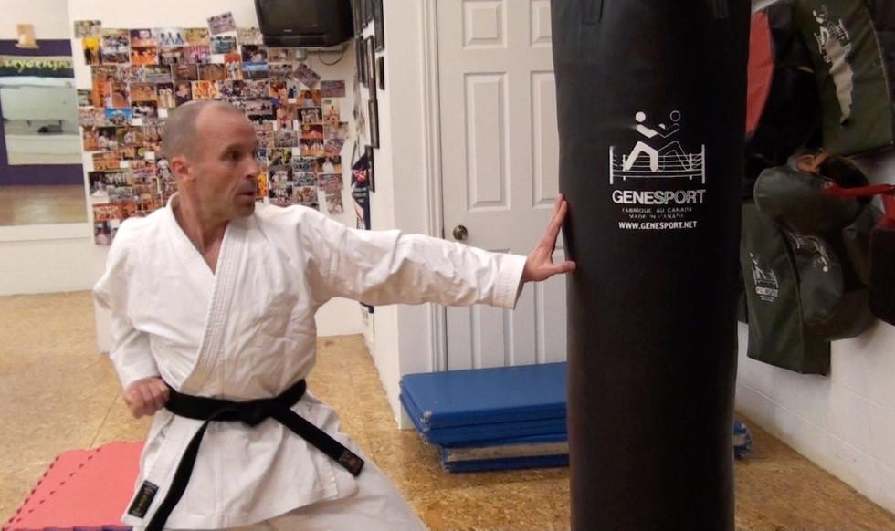 Guy Soucy karate