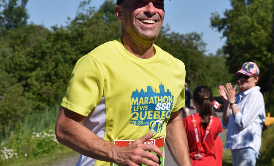 Guy Soucy - Running